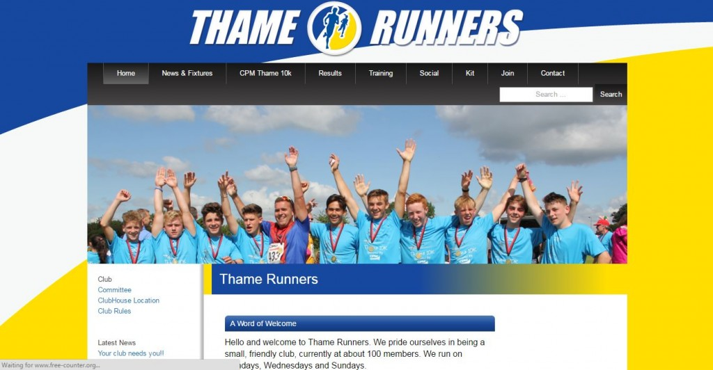 thame runners