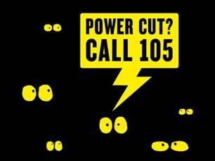 Power Cut? Call 105! | Thame Hub