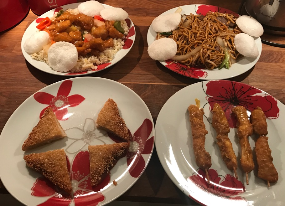 famous house chinese