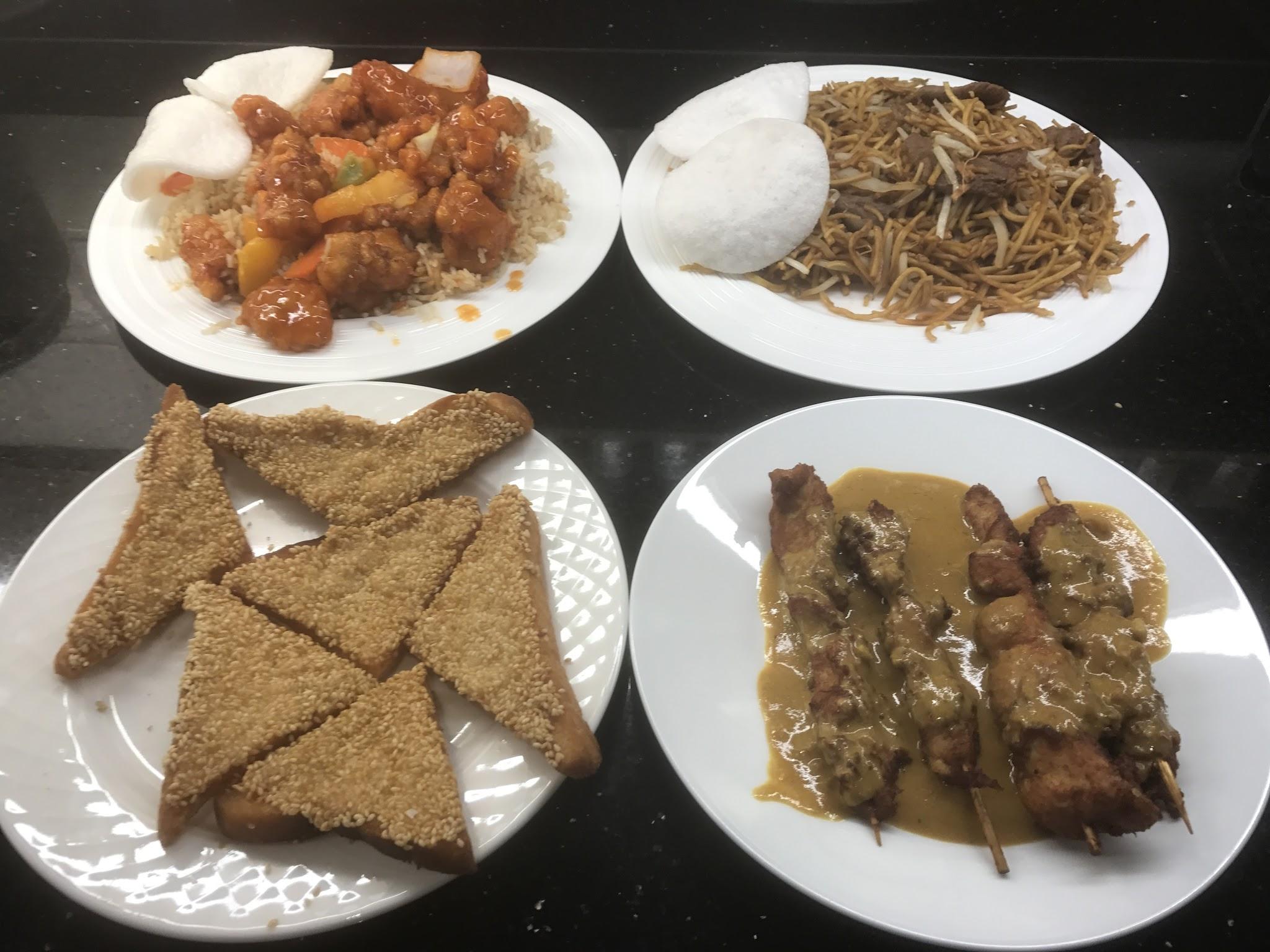Ming\'s Chinese Takeaway