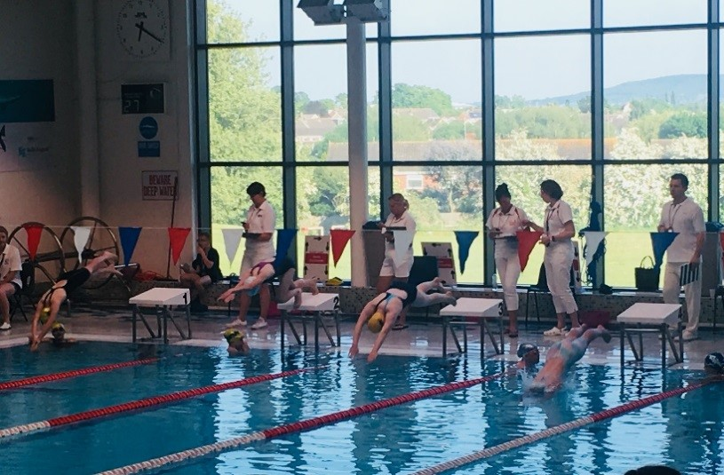 Thame Swimming Club Held Its First Ever Junior Development Meet At The Weekend Thame Hub