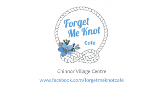Forget Me Knot Cafe 2019 Programme Of Events @ Chinnor Village Centre