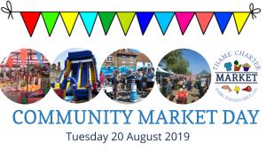 Community Market Day @ Thame Market